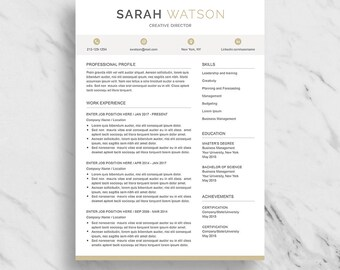 Professional resume template for word modern resume design professional resume template for word modern resume design cv template for word 2 page resume download creative resume template thecheapjerseys Gallery