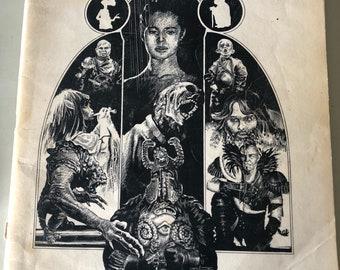 1985 Cinefan 3, Science, Fantasy, and Horror in films