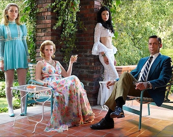 Mad Men 11x14 Photo Poster #1414