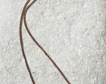 Smoky Quartz Necklace, Quartz Necklace, Gemstone necklace