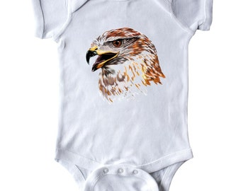 Falcon Infant Creeper by Inktastic