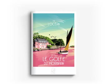 Gulf of Morbihan notebook