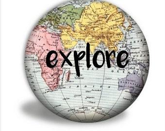 Pocket Mirror - Explore Map Mirror