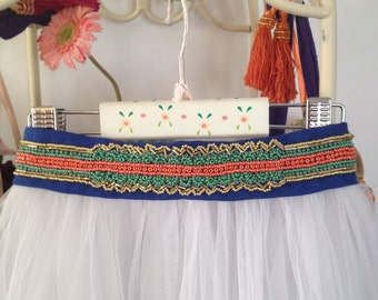 embroidered belt, fabric belt, girls gift, ribbon belt, girls belt, wedding gifts, embroidery fabric, jewelry fabric, christmas gifts