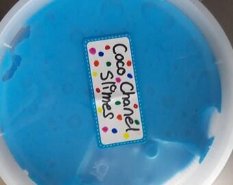 Blue bonnet slime