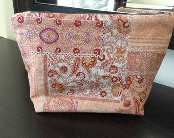 Zipper closure and fabric Kit