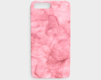 Blush Pink Phone Case, Pastel Pink Case, Light Pink Phone Case, Pink Protective Phone Case for the Apple iPhone and Samsung Galaxy Devices