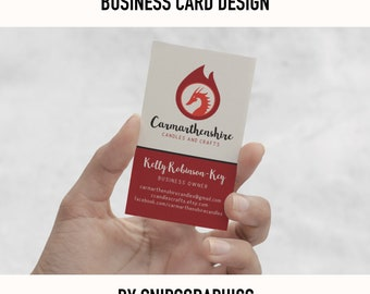 Custom Business Cards, Business Card Design, Small Business Branding, Shipping Inserts, Business Card Design Custom, Calling Card Design