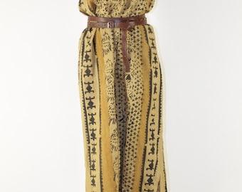 African art dress (L)