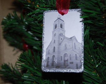 Ornament - Nativity of Our Lord Church, Chicago, Illinois