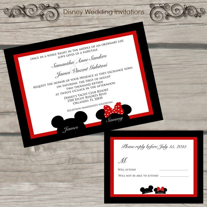 diy disney invitations Minimfagencyco