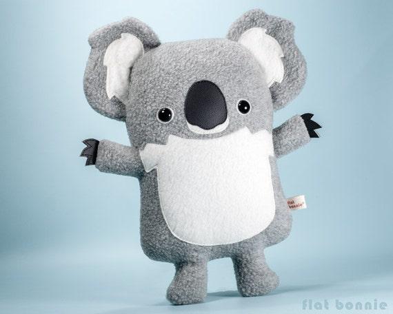 Cute Koala Plush Stuffed Animal Kawaii Koala Bear Soft Toy