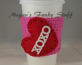 Coffee Cup Cozy (CC027)