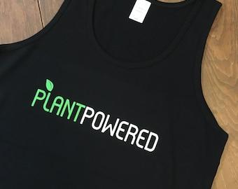 Plant Powered - Men's Tank Top