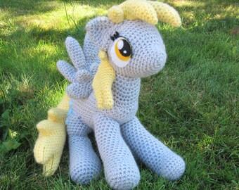 Derpy Hooves Pattern - My Little Pony