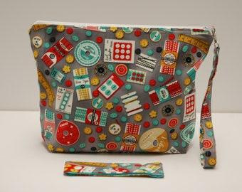 Vintage Sewing Bag (Medium)