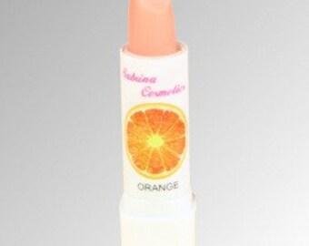 Lip Balm Lip Care pencil orange