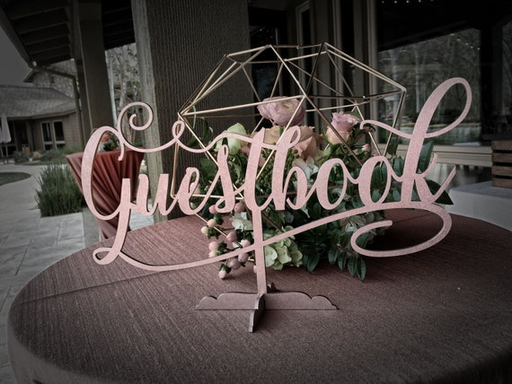 Guestbook Sign, Wedding Sign, Guestbook Table Sign,  Wedding Signage, Reception Sign, Wedding Decor, Be Our Guest Sign, Wedding Guest Book