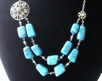 Turquoise Sparkle