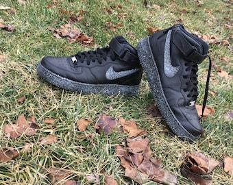 White splatter shoes