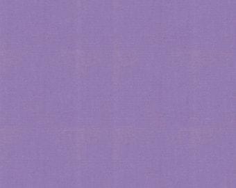 SALE Moda Bella Solid Hyacinth Purple- 1 yard