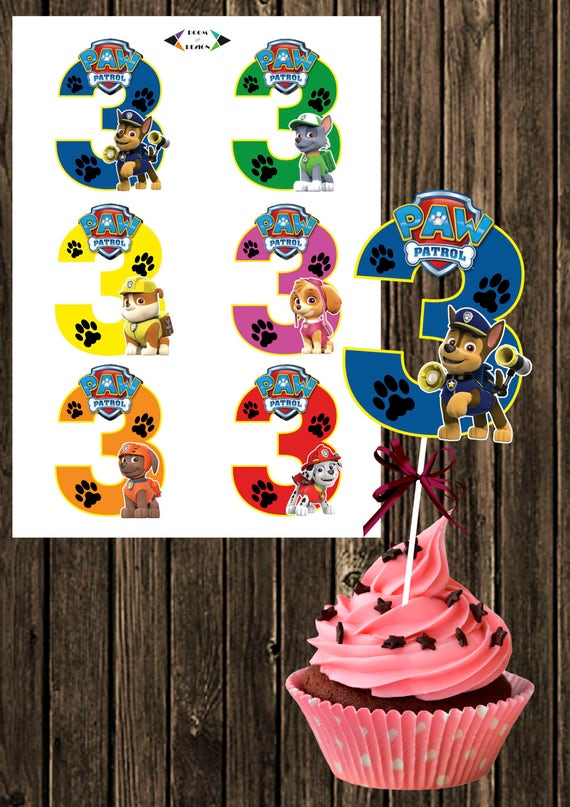 Monster image inside paw patrol printable pictures