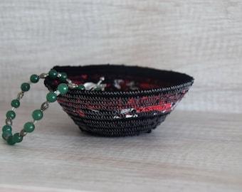 Small Fabric Basket