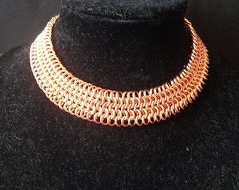 Copper Choker/Collar