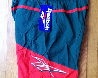 vintage reebok swim trunks mens size XL