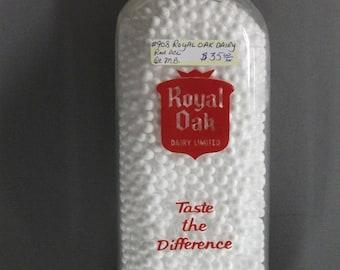 908 Royal Oak Dairy Quart . milk bottle
