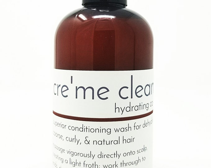 Cre'me Cleanse Vegan Co-Wash