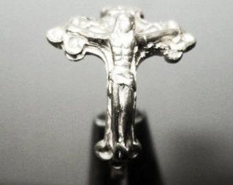 Crucifix Ring (JC-637)