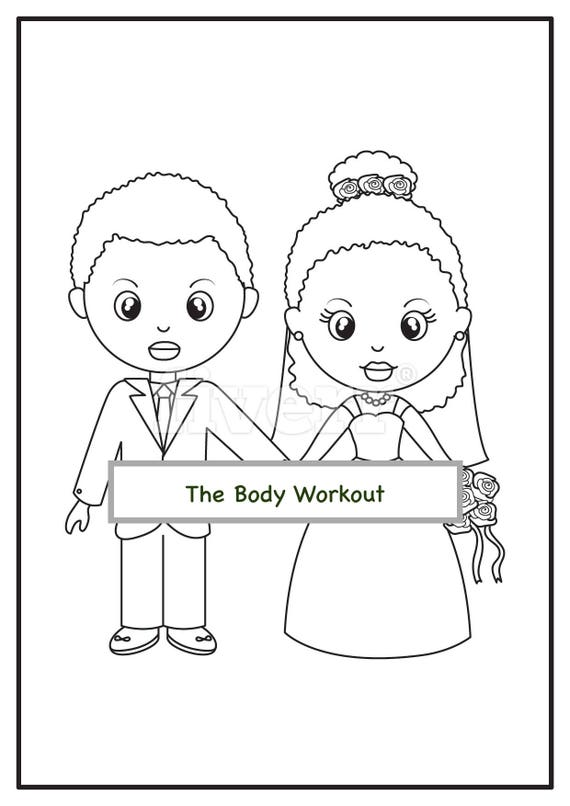 african american children coloring pages - photo#15
