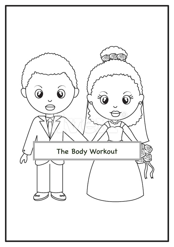 african american kids coloring pages - photo#17