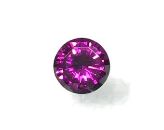 5mm - Purple Garnet