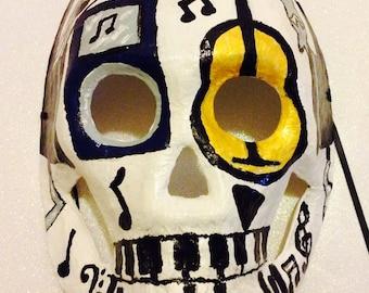 Music in My Bones Mask