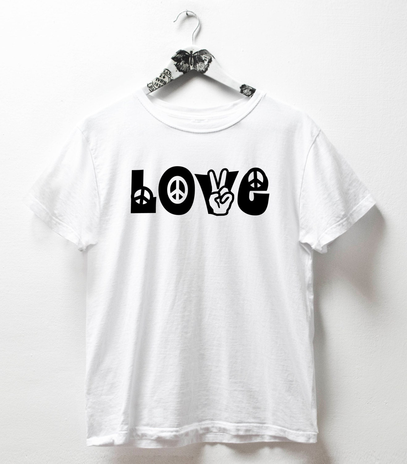 Love Quotes Clothing Love Shirt Love Sign Love Quotes Peace Funny Tee Tops Humor T