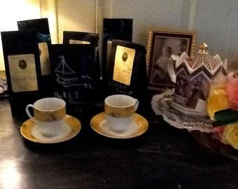 Literary Tea RLS from The Robert Louis Stevenson Tea Room EXQUISITE Signature favorites hand-cast
