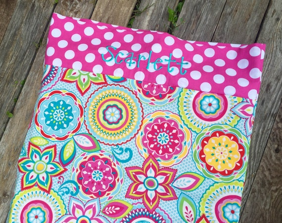 Personalized Slipcover For Kindermat Nap Mat Cover