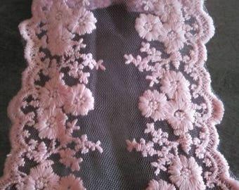 Pretty lace pink