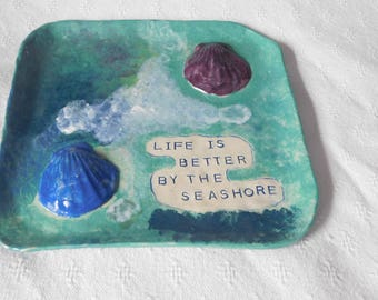 Life Is  Better   At The Seashore