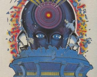 Vintage JOURNEY 1983 TOUR T SHIRT original concert tee jersey