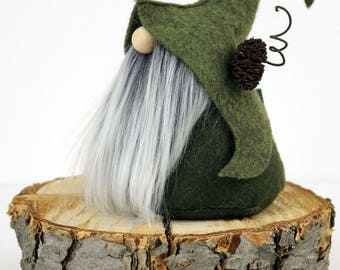 Nordic Elf Gnome, Rustic, FIMNI, Elf, Elves, Nordic Gnomes, Scandinavian Gnome, Elves, Elfin, Wizards, Fairy, Fairies, Nordic Gnome