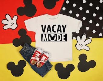 Vacay mode shirts