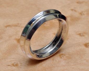 Double Square Ring - Medium