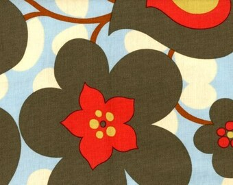 Amy Butler Fabric - Morning Glory in Linen Half Yard