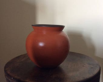 Handerbeit Vintage German Art Ceramic Vase