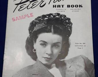 Peter Pan Hat Book - Volume 5