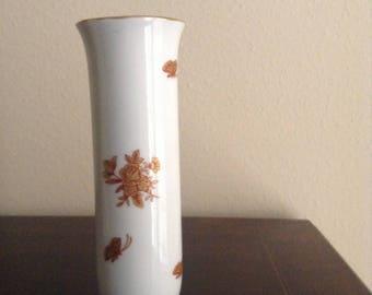 24 gold - 4828 porcelain budvase