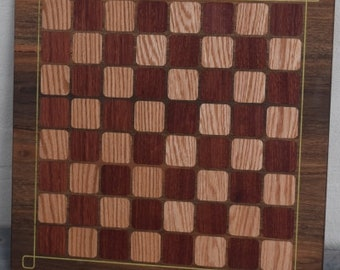 Inlaid Chess Board